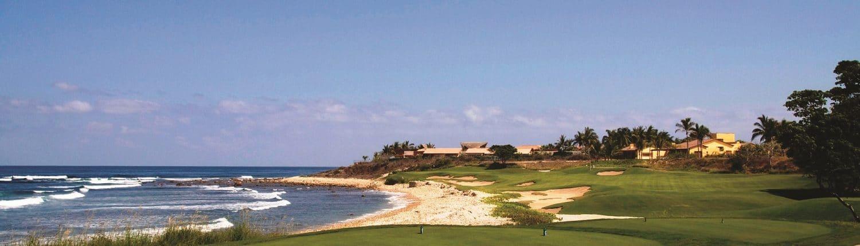 Campo de Golf Bahia Riviera Nayarit Mexico