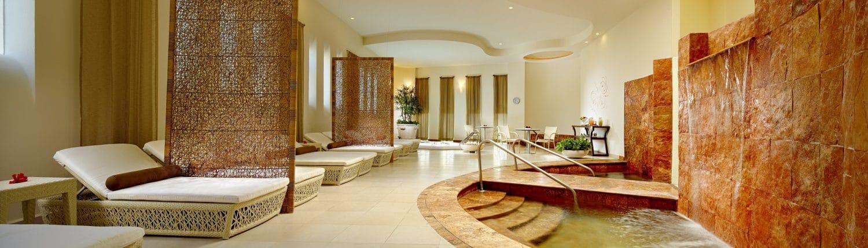 Spa at Grand Velas All Suites and Spa Resort in Nuevo Vallarta Riviera Nayarit Mexico