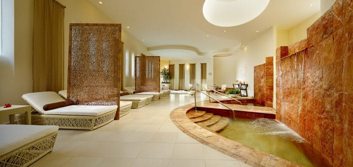 Spa at Grand Velas All Suites and Spa Resort in Nuevo Vallarta Riviera Nayarit Mexico