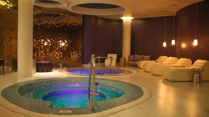 Hard Rock Spa at Four Seasons Resort Hotel in Riviera Nayarit Mexico