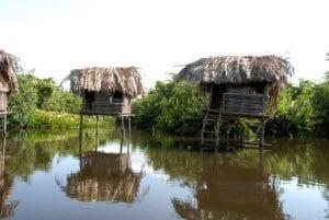 La Tovara Riviera Nayarit huts on stilts