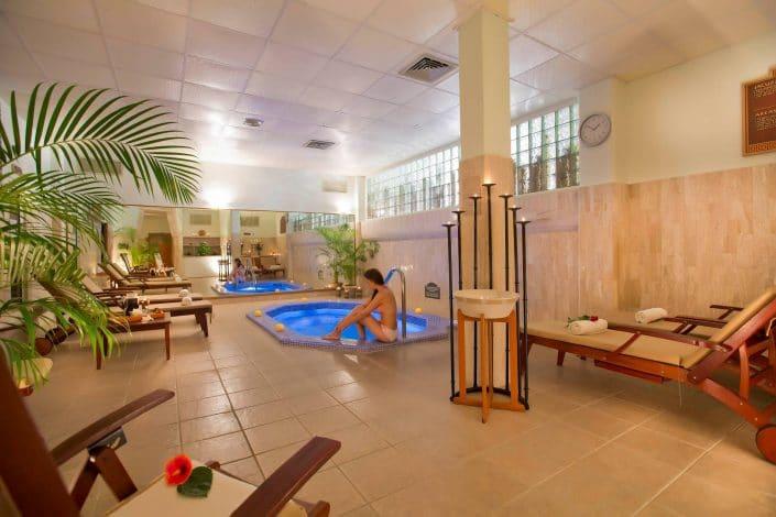 Palengue Spa at Four Seasons Resort Punta Mita in Riviera Nayarit Mexico