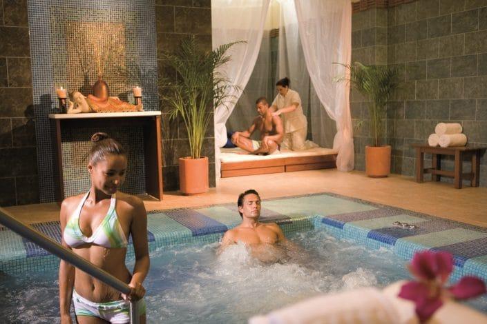 Renova Spa at Hotel Riu Palace Pacifico in Nuevo Vallarta Riviera Nayarit Mexico