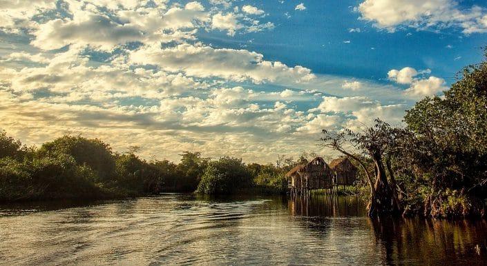 San Blas Eco River Tour in Riviera Nayarit Mexico - image of San Blas canals