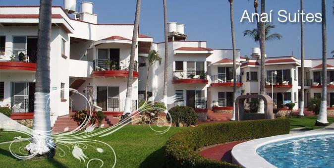 Anai Suites Hotel in Rincon de Guayabitos Riviera Nayarit Mexico