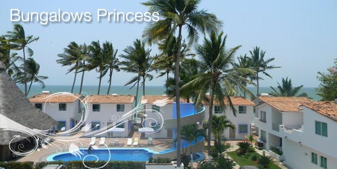 Bungalows Princess in Bucerias Riviera Nayarit Mexico