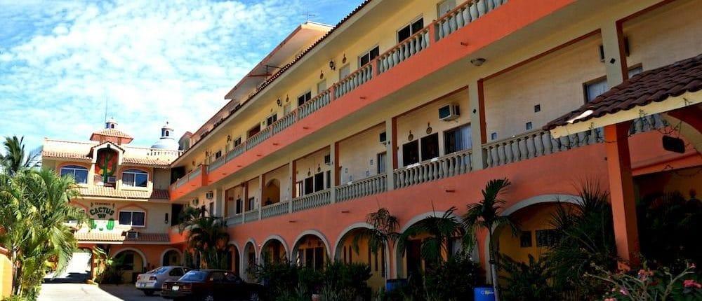Cactus Inn in Bucerias Riviera Nayarit Mexico