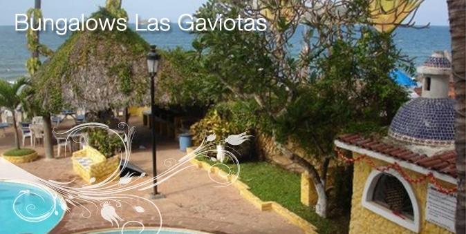 Bungalows Las Gaviotas in Rincon de Guayabitos Riviera Nayarit Mexico