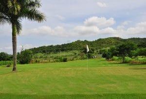 Putting Green at Field of Dreams Golf Course El Monteón Riviera Nayarit Mexico