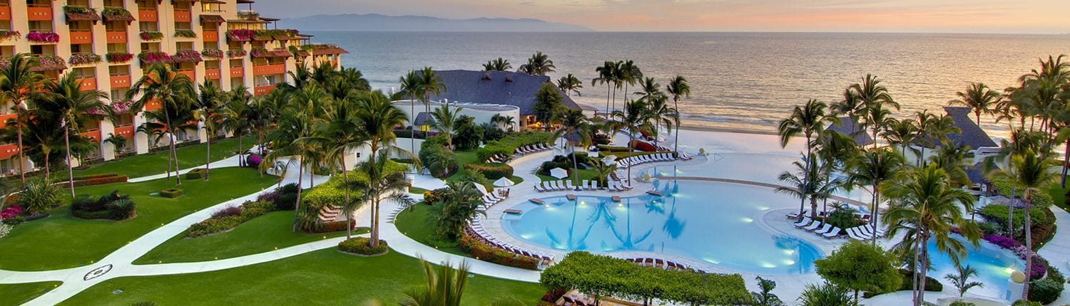 Pool at Grand Velas All Suites and Spa in Nuevo Vallarta Riviera Nayarit Mexico