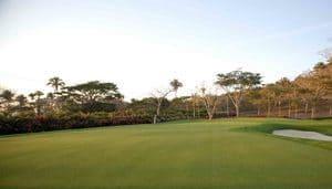 Las Huertas Golf fairway - Riviera Nayarit Mexico