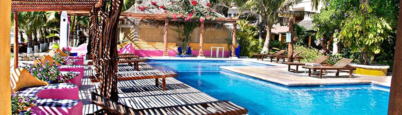 Hotel Meson De Mita Punta Riviera Nayarit Mexico