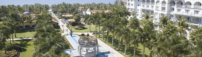 Riu Palace Pacifico Hotel in Nuevo Vallarta Riviera Nayarit Mexico
