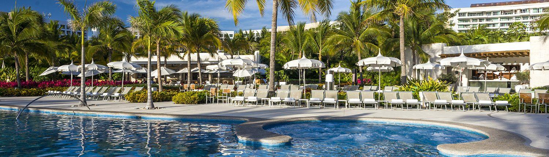 Pool at Grand Bliss Hotel in Nuevo Vallarta Riviera Nayarit Mexico