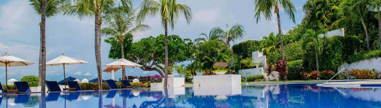 Pool at Vallarta Gardens Punta Mita Hotel in Riviera Nayarit Mexico