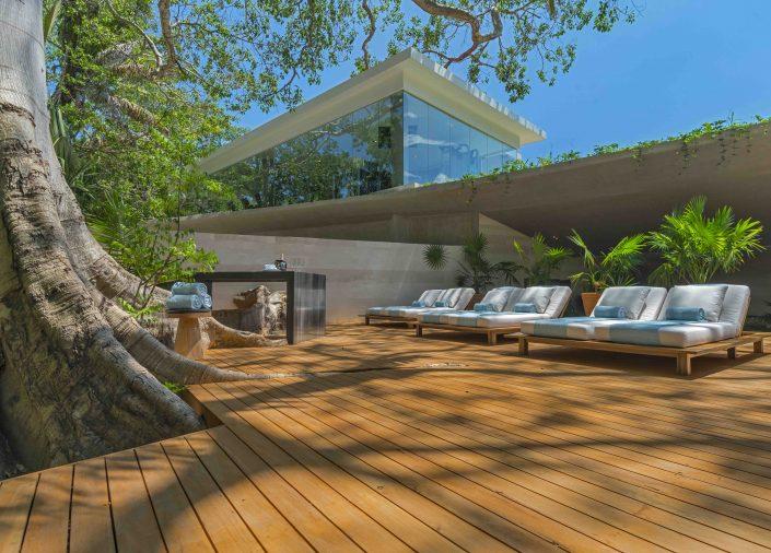 Away Spa at W Punta de Mita Hotel in Riviera Nayarit Mexico