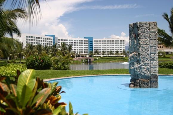 Grand Mayan Hotel in Nuevo Vallarta Riviera Nayarit Mexico