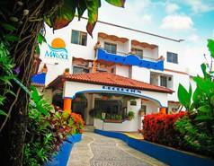 Hotel Suites Mar Y Sol in Rincon de Guayabitos Riviera Nayarit Mexico