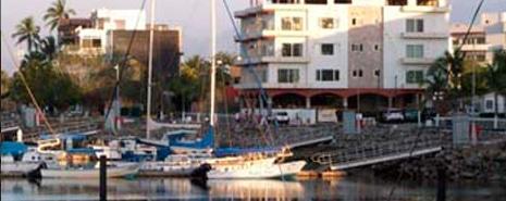 Marina Banderas Suites in Riviera Nayarit Mexico