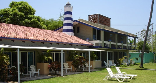Marina San Blas Hotel in Riviera Nayarit Mexico