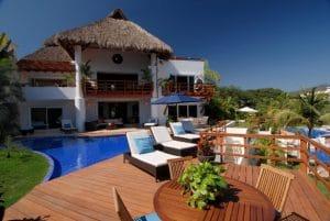 Vallarta Gardens Resort Hotel in Punta de Mita Riviera Nayarit Mexico