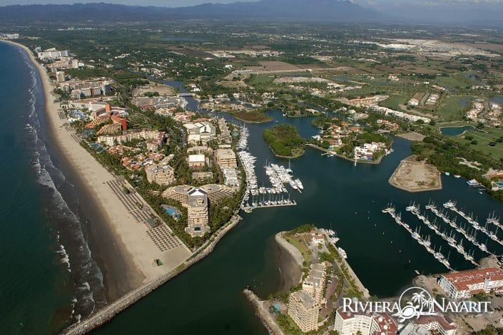 Marina Nuevo Vallarta in Riviera Nayarit Mexico