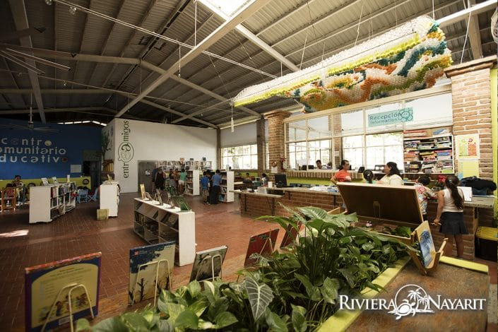 Community Educational Center in San Pancho Riviera Nayarit Mexico