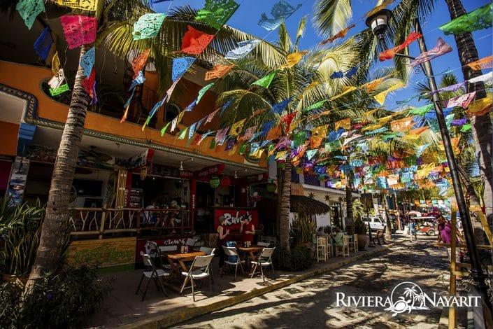 Sayulita restaurant Riviera Nayarit Mexico
