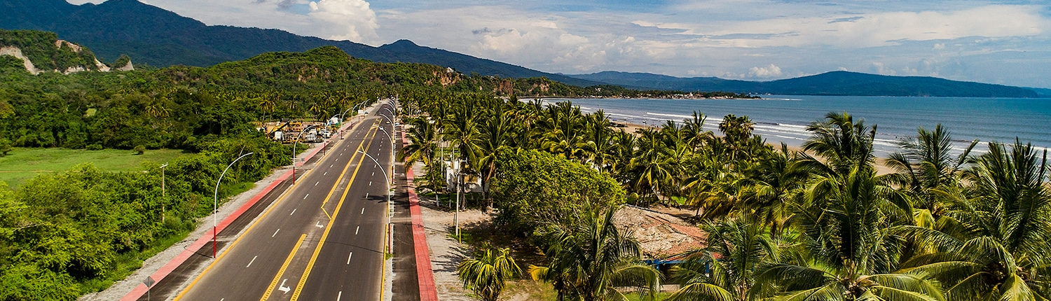 Como Llegar - How to get to Riviera Nayarit MX by Highway