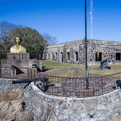 Contaduria Fuerte - An old fort in San Blas Riviera Nayarit