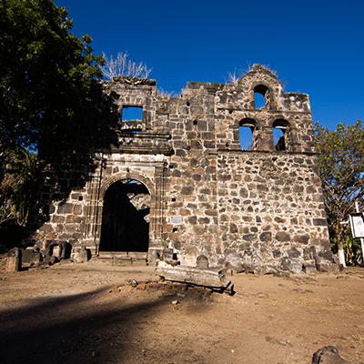 Templo Nuetra Señora del Rosario in Riviera Nayarit