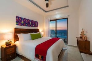 Hotel suite at Xiobella Punta Mita in Rivera Nayarit MX